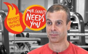 Your Charity Needs You: Peter's Story