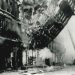 1941 - Firefighters battle the Blitz