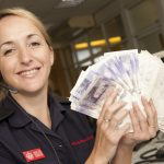 2002 - The Fire Fighters Lottery launches