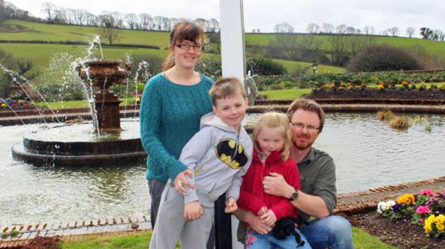 Family matters: Meet the Cunneas from Hampshire
