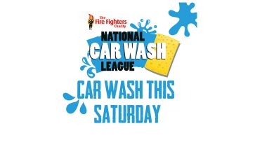 Car wash this Saturday
