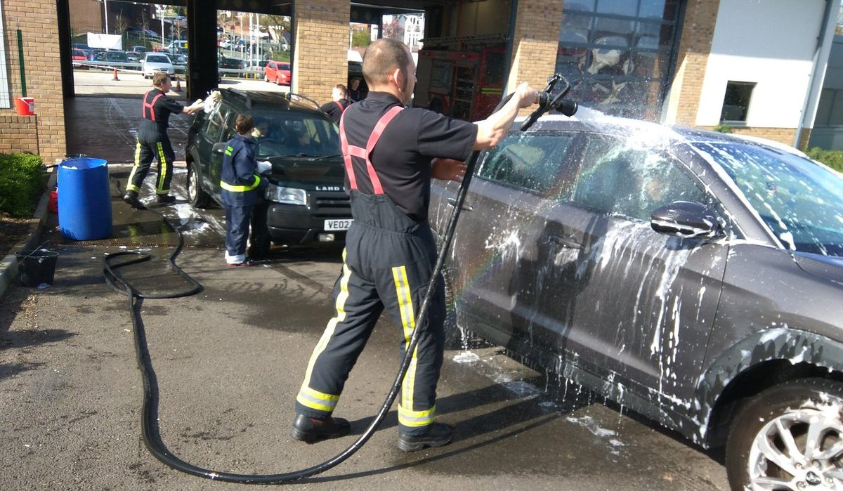 National car wash league fire fighters solutioingenieria Choice Image
