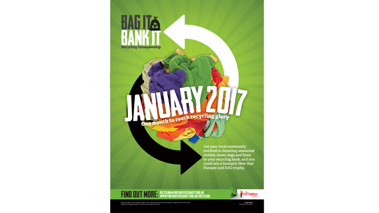 Bag it and Bank it event tool kit