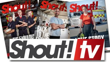 Sign up for Shout!