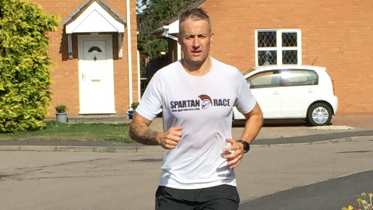 Blog: My London Marathon Story – Graham George