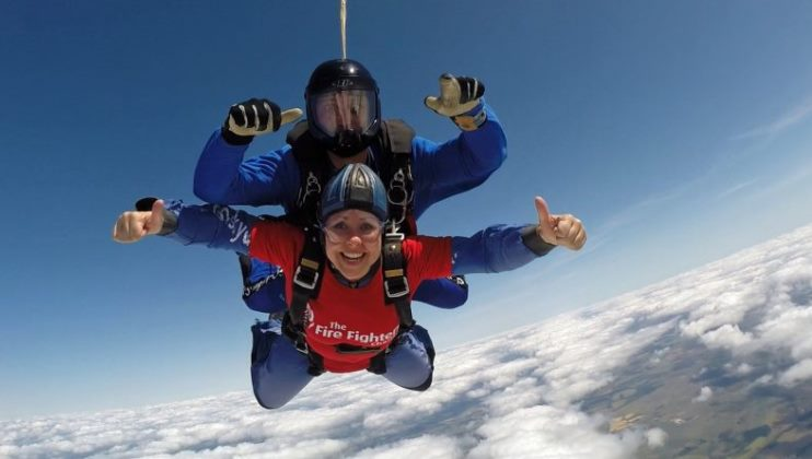 Skydive Scotland – Tandem or Solo