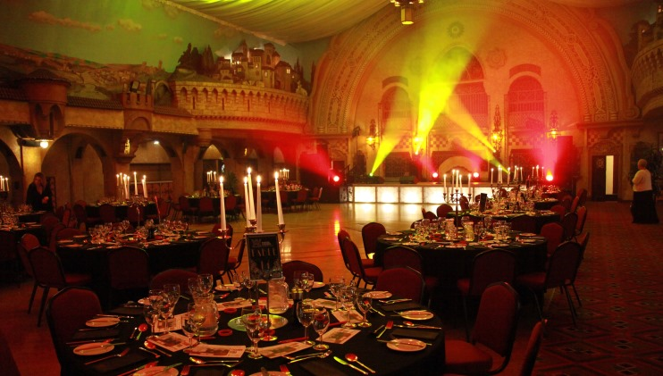 The Fire Fighters Charity Ball