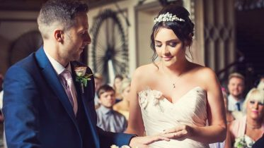 James Thorpe: I want to stand on my wedding day