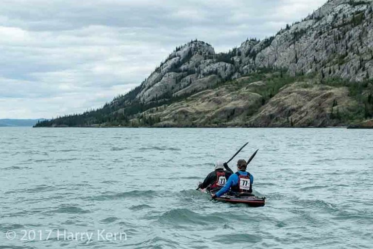 Firefighters' epic Yukon River paddle challenge
