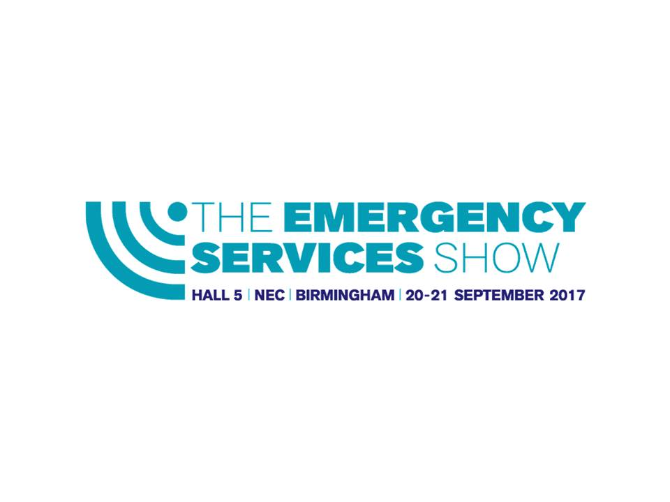 Come see us at The Emergency Services Show