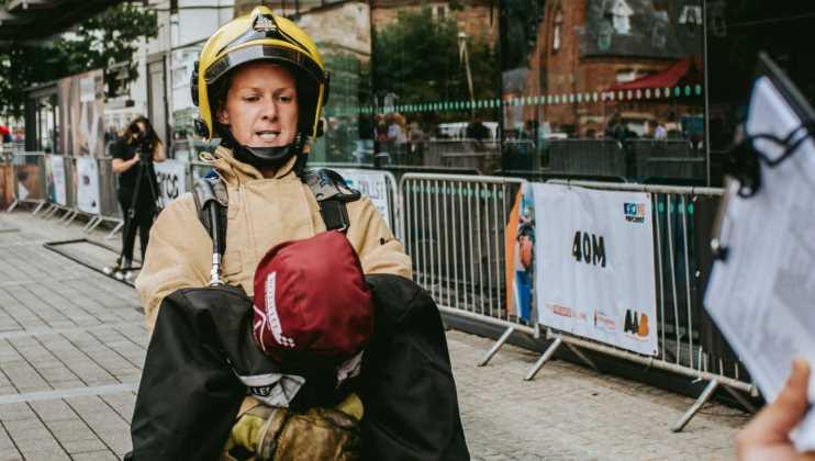 British Firefighter Challenge 2021