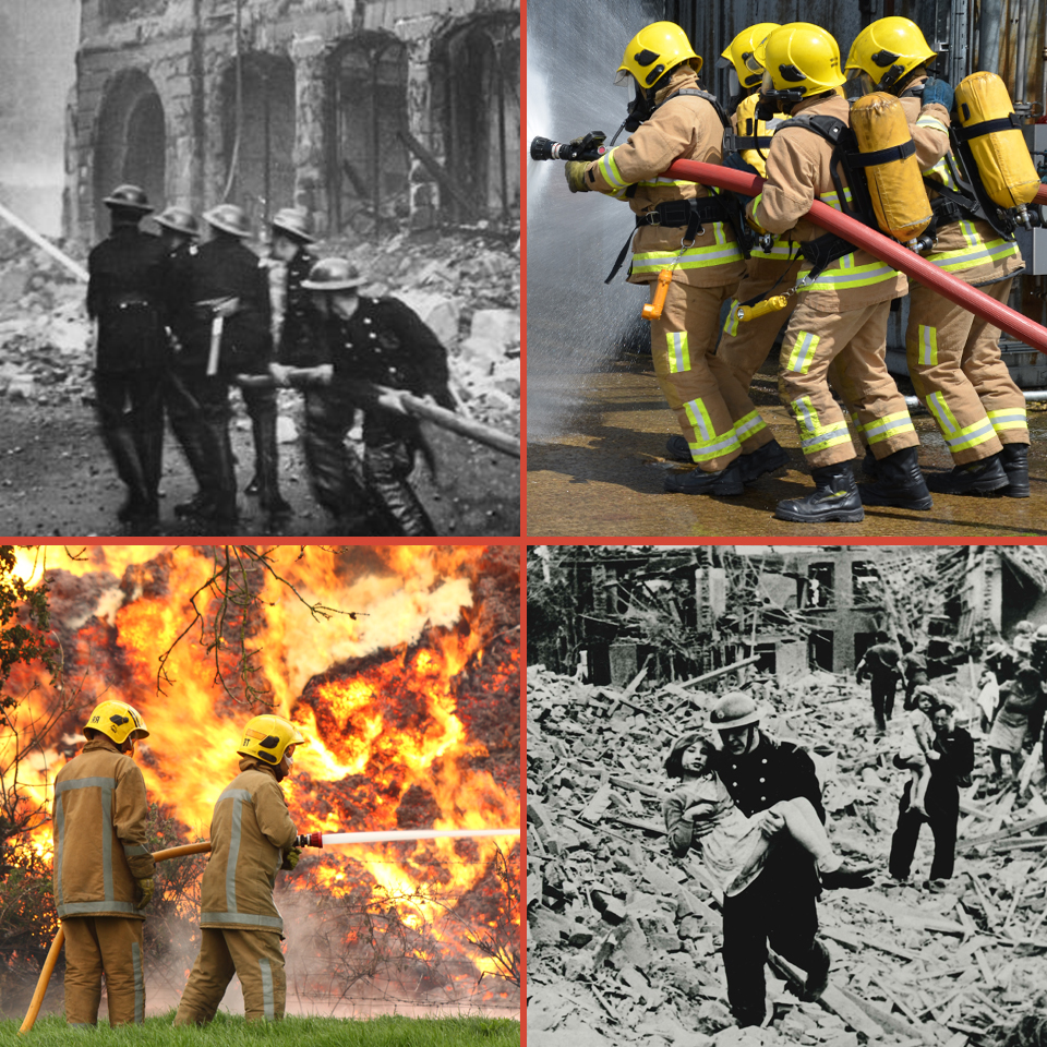 Fire Fighters – Changing The Lives Of Our Fire Fighting Heroes!