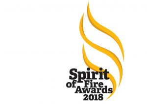 Spirit of Fire 2018: Nominations now open