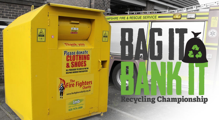 Bag it and Bank it Recycling Champions 2019