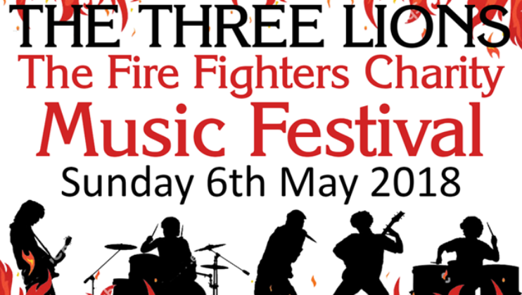 The Three Lions Charity Music Festival