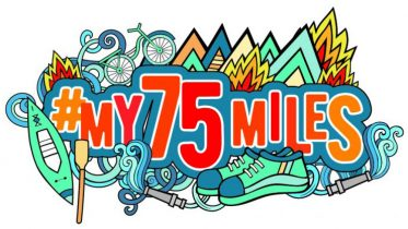 Sign up for #My75Miles