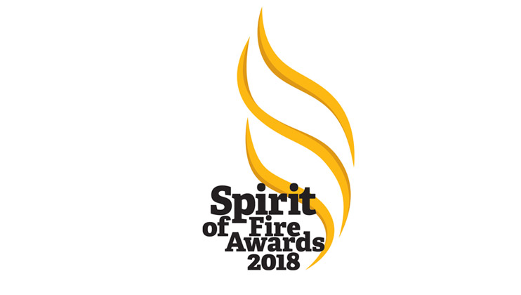 Spirit of Fire nominees set for big day