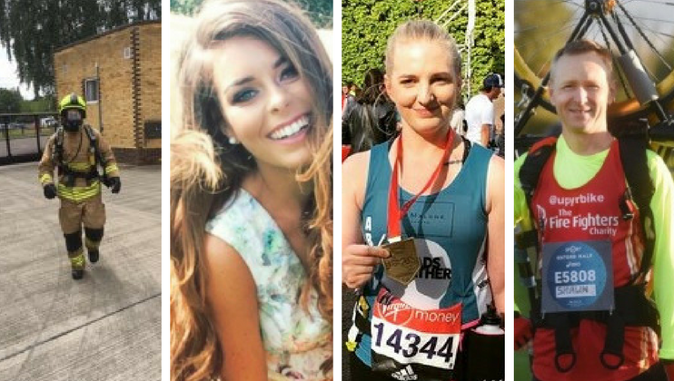 Meet our Marathoners – Kyle, Tyla, Abbey, Shaun