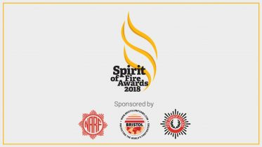 Spirit of Fire 2018 - Winners