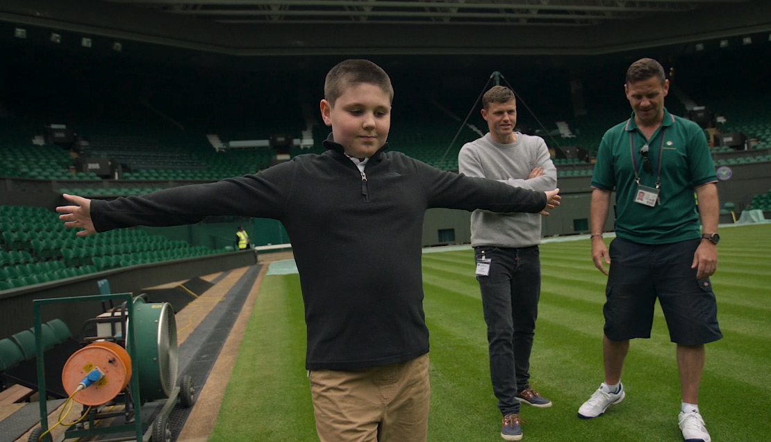 Charity chosen for Wimbledon coin toss