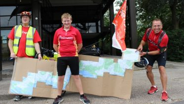 This is #My75Miles: Andrew Dane Impey