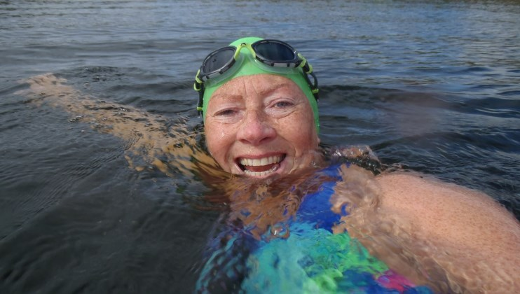 My 19-hour Loch Lomond Swim – Carol Lord