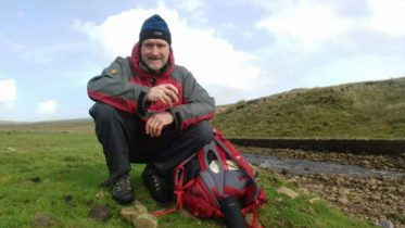 This is #My75Miles: Stephen Wolstenholme