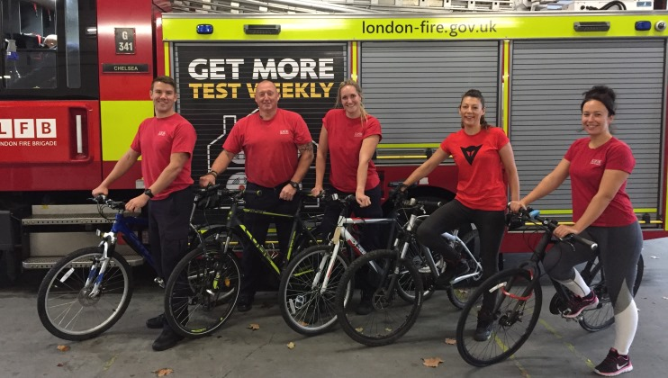 This is #My75Miles: Chelsea Fire Station