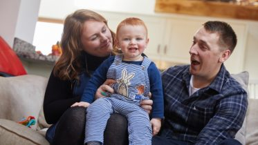 Family Matters: Meet one-year-old Reid Morris