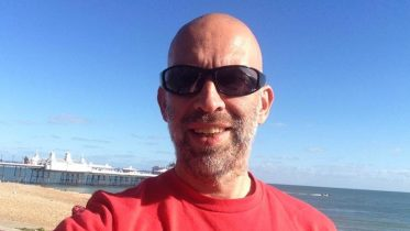 Blog: #My75Miles - Chair, Andrew Lynch