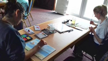 New art therapy trials come to Harcombe House