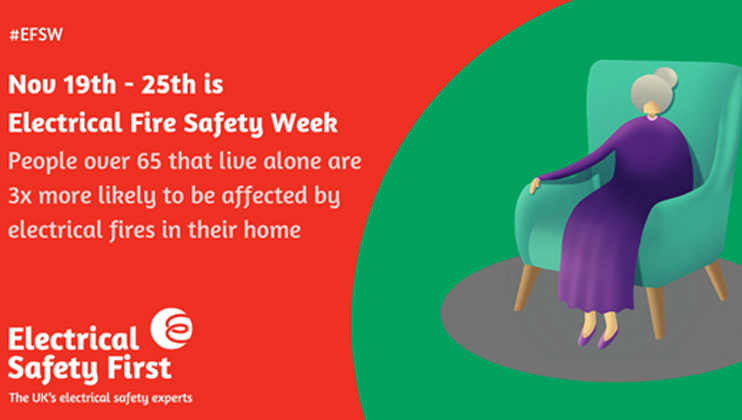 Electrical safety week