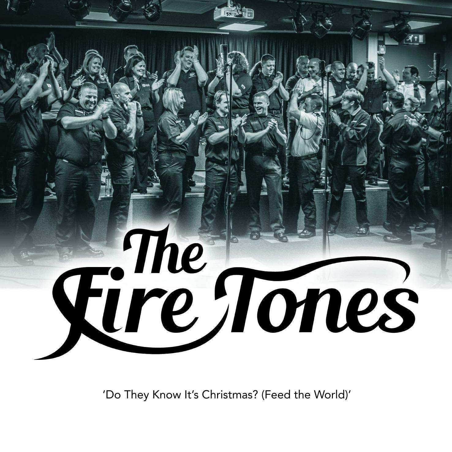 Fire Tones Christmas video is now out: watch the video here