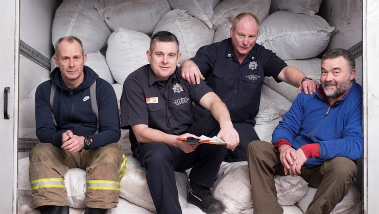 Bag it and Bank it: Top tips from Egremont Fire Station