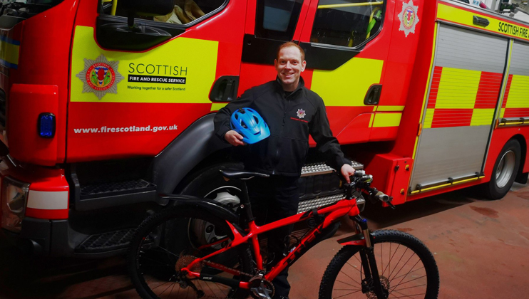One man's quest to tackle the toughest bike race in the UK