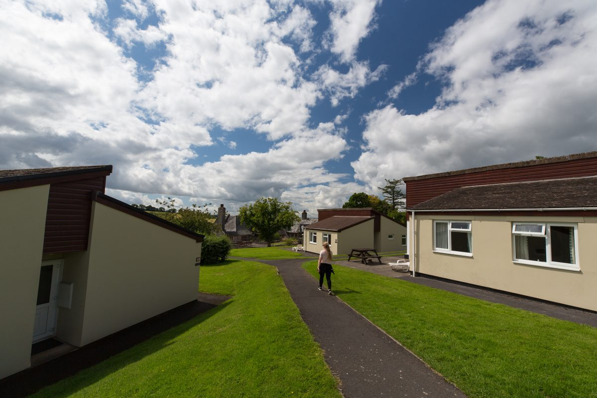 Harcombe bungalows