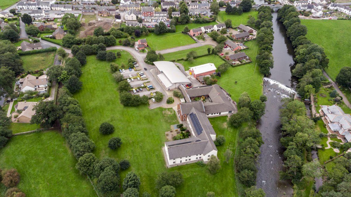 Jubilee aerial