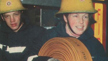 Heather: The trailblazer who paved the way for female firefighters in Northern Ireland
