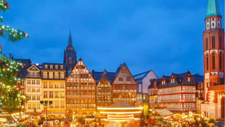 Germany and the Christmas Markets