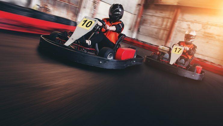 Charity Karting Challenge