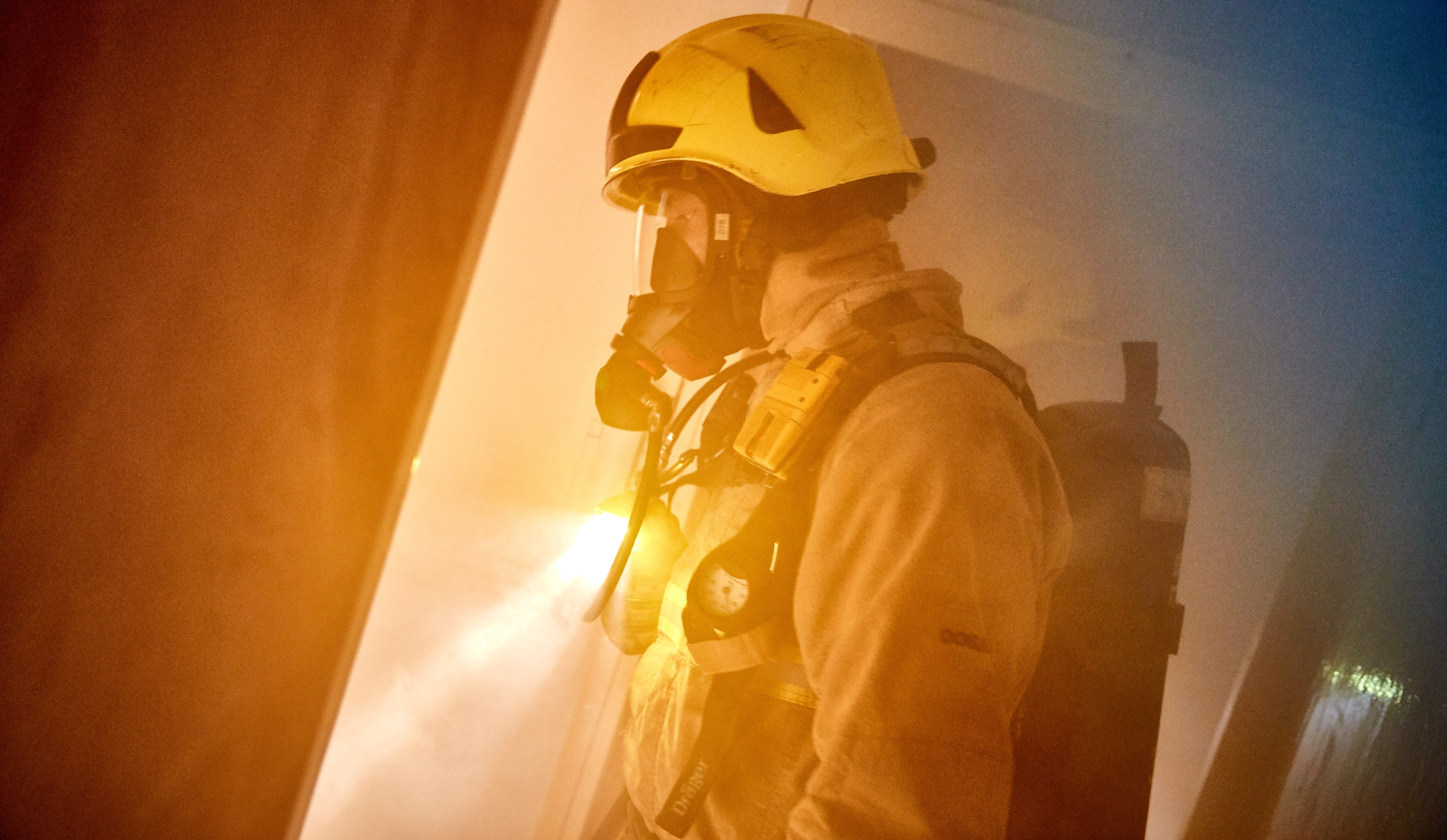 Luton Fire Station – BedfordshireFRS – Action shots (19)