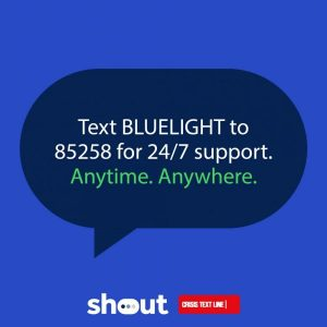 A 24/7 crisis text support service for the emergency service community