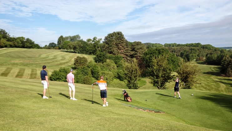 Nottinghamshire Fire and Rescue Service Charity Golf Day