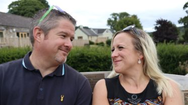 "Lee & Dawn: ""It gave our family some laughter we'd been struggling to find at the time"""