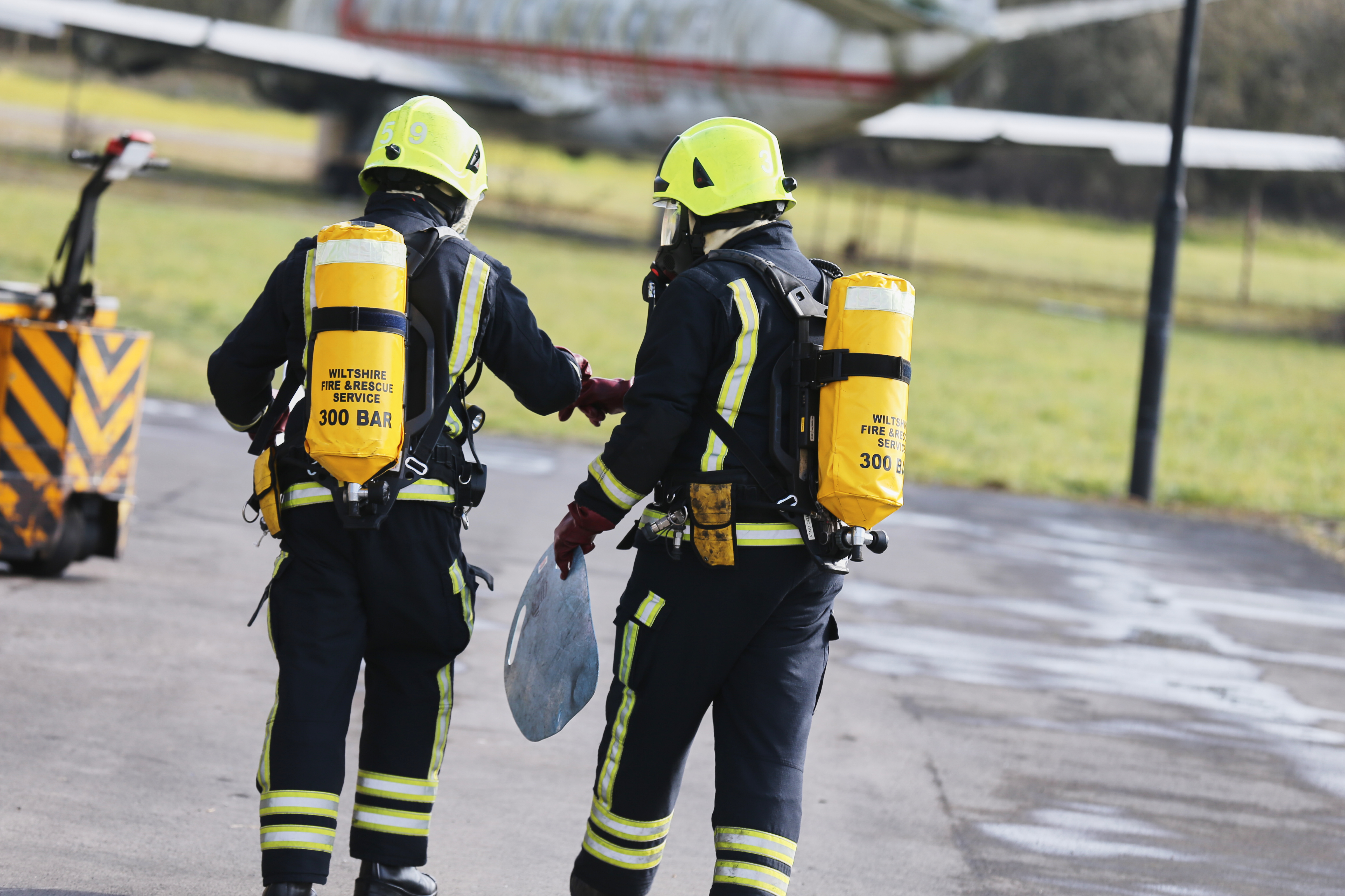 New Year's Honours for fire services