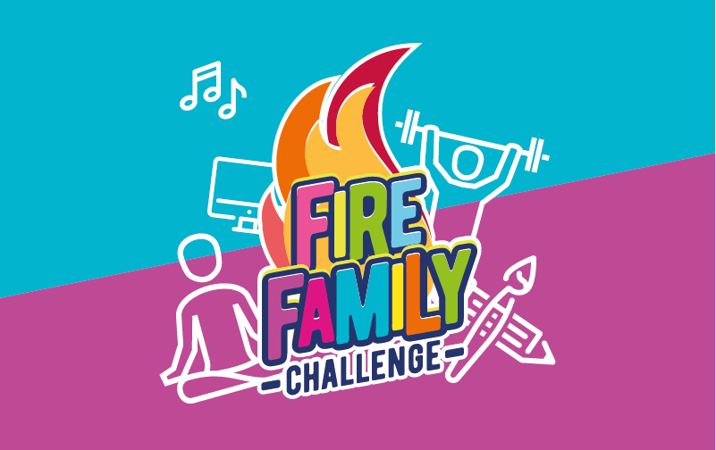 The Fire Family Challenge is here