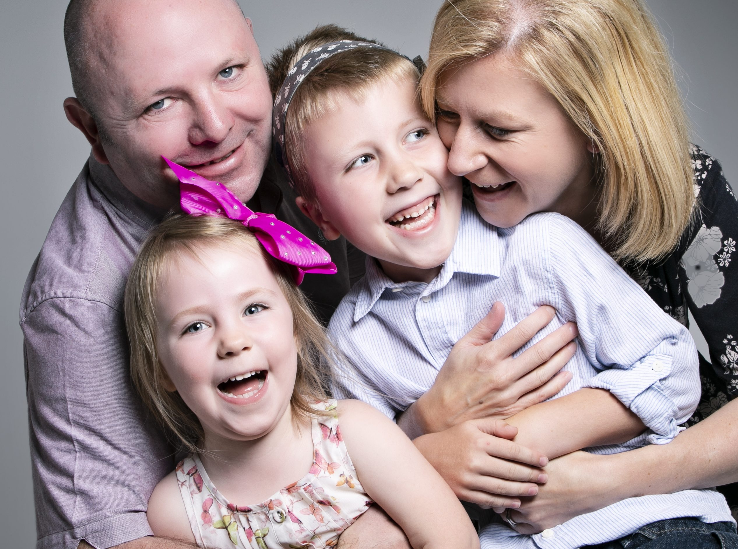 """Kieran: """"I could rely on the Charity while my family relied on me"""""""
