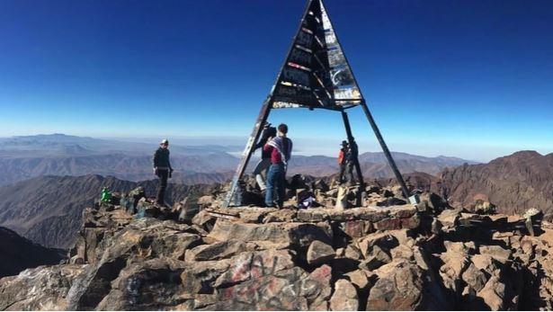 Mount Toubkal Challenge 2022