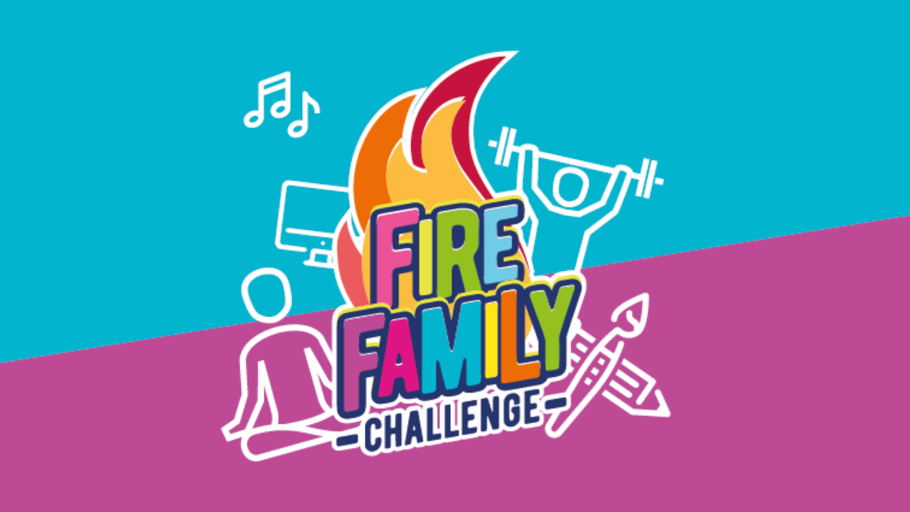 Fire Family Challenge 1280×720