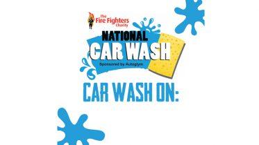 Car wash on: